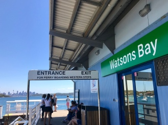 Watsons Bay ferry